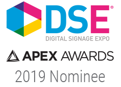 DSE Apex Awards 2019 Nominee