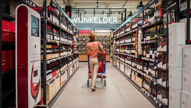 Wine adviser at Carrefour Belgium