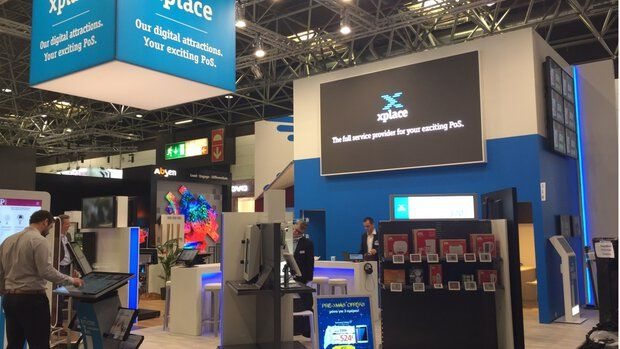 xplace at the EuroShop 2017