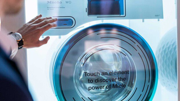 Virtual Washing Machine