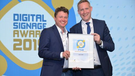 Digital Signage Award 2019