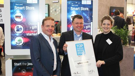 xplace wins Top Supplier Retail Award 2020