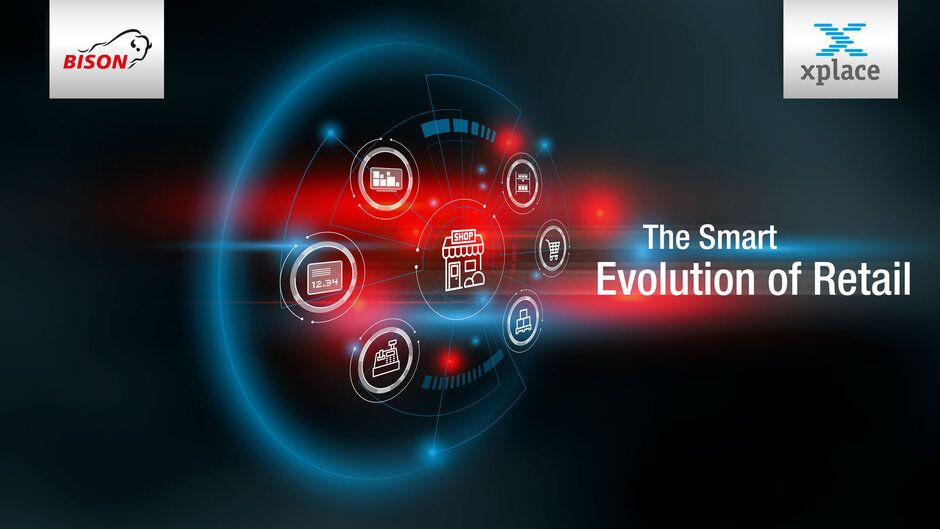 Key Visual EuroShop2020: The Smart Evolution of Retail