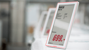electronic price tags for dynamic pricing